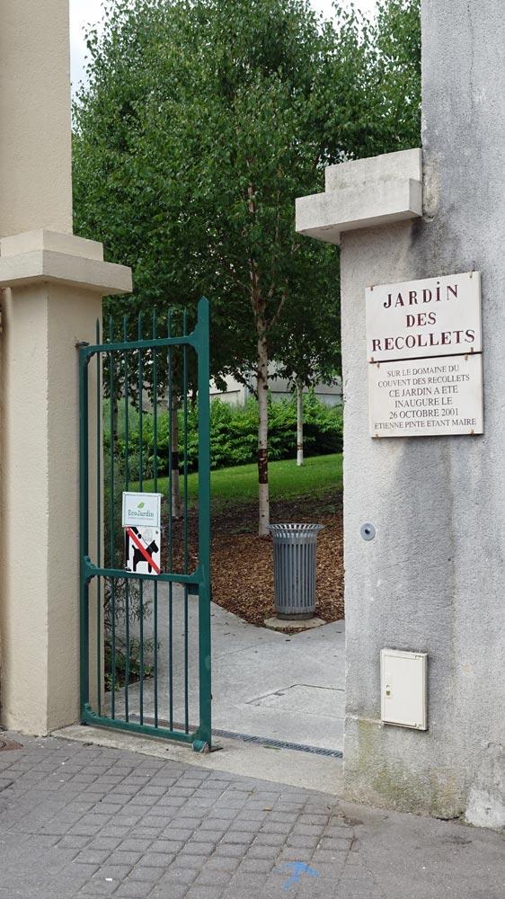 Jardin des Recollets