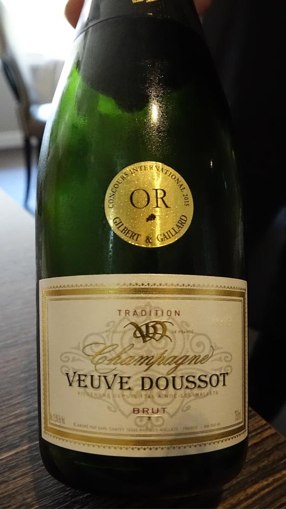 Champagne Veuve Doussot
