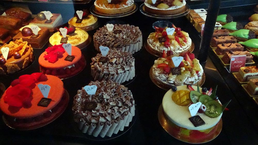 Gros gâteaux : Ispahan - Alexandra ...