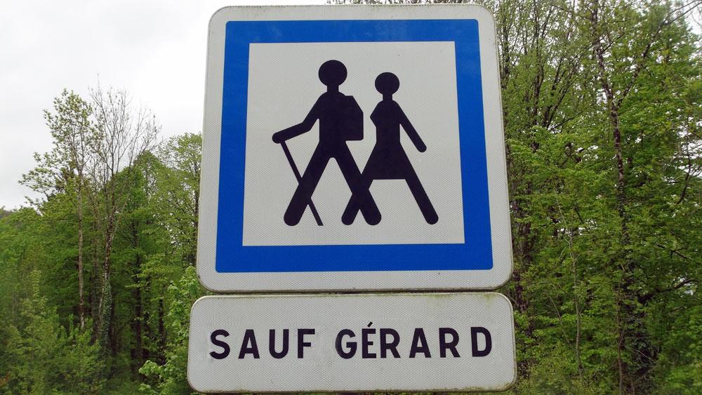 L'autre version du Saut Girard !