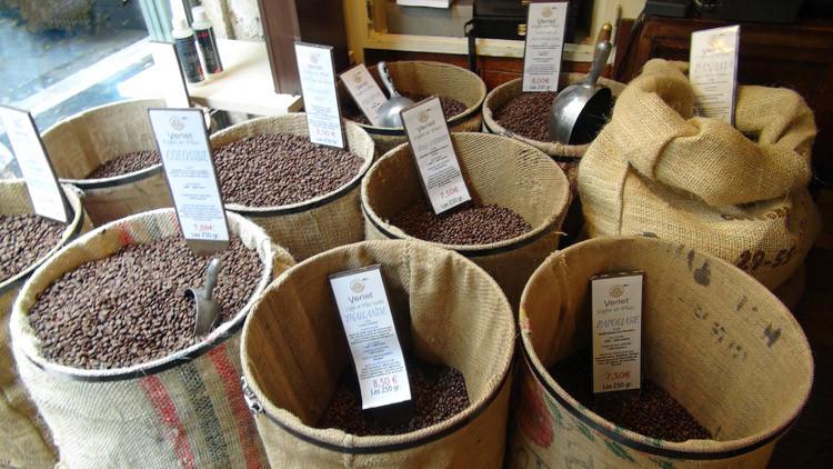 Les cafés arabica