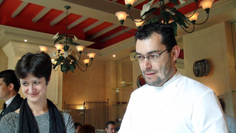 Sandrine & Pascal Bardet font un tour des tables