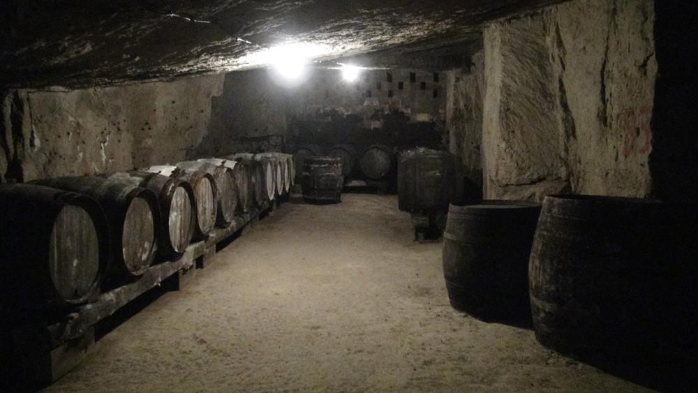 La cave des Drussé