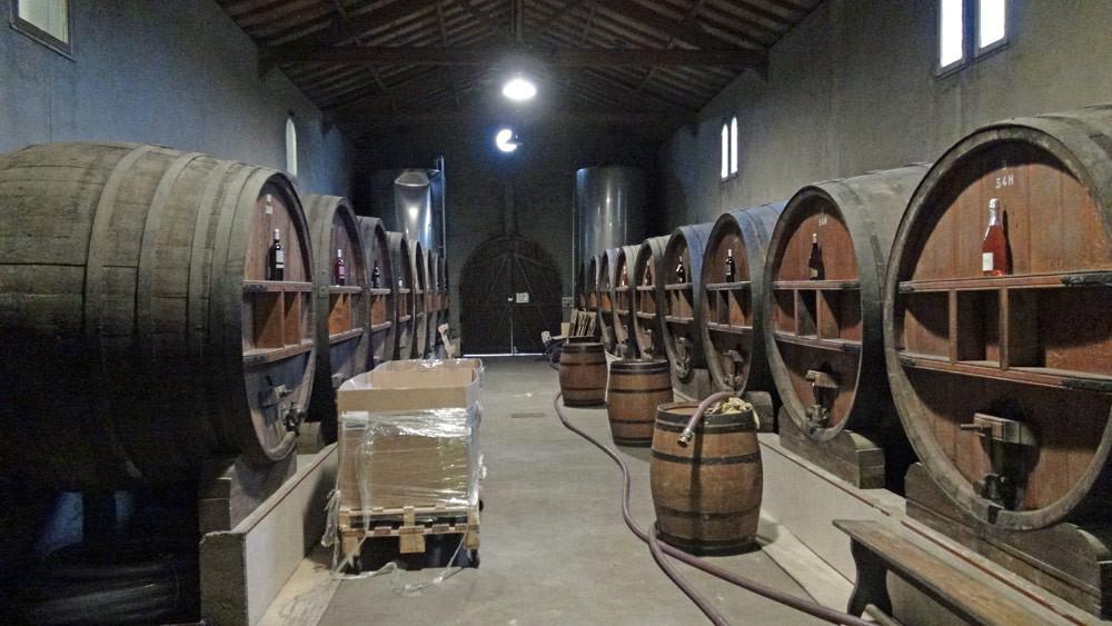 Le chaix de vieillissement de certains vins