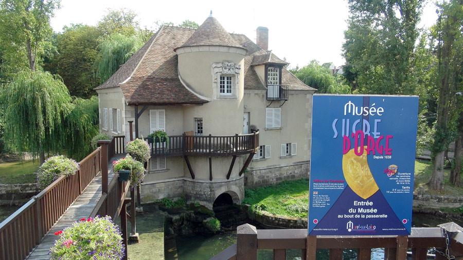 Moret-sur-Loing : le Musée du Sucre