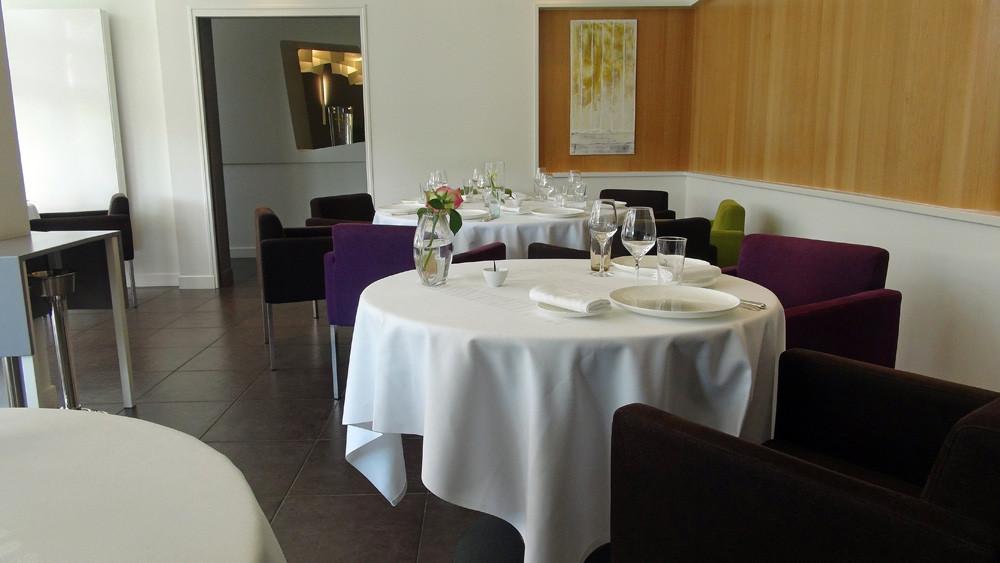 Une des 3 salles à manger