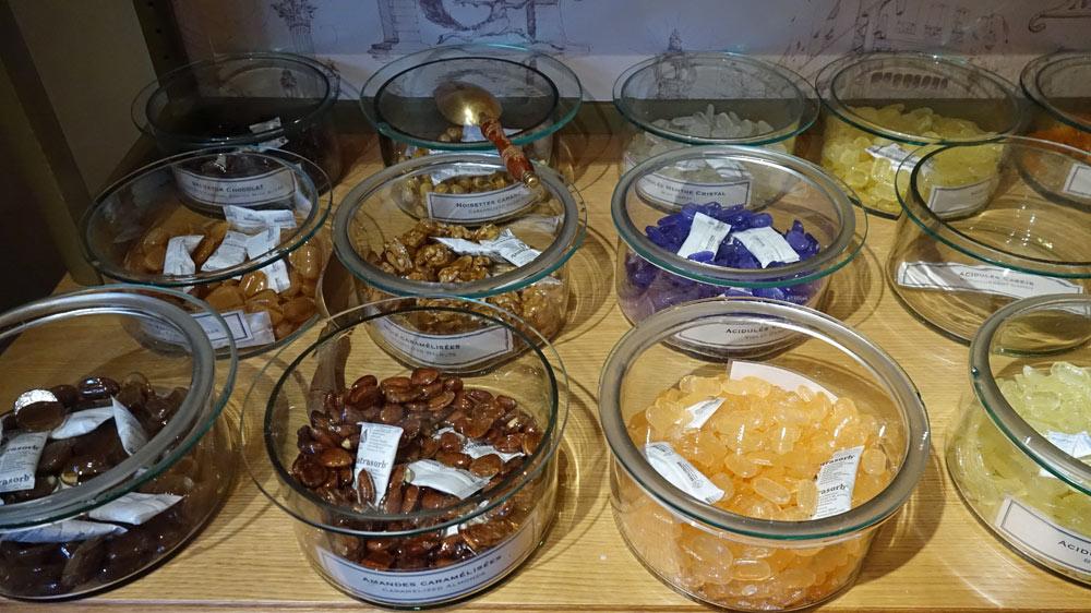 Bonbons acidulés
