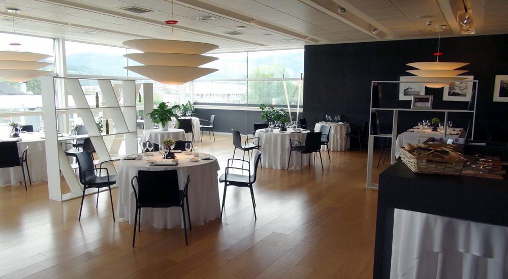 La salle très moderne