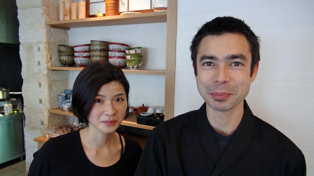 Shoko & Jean-Nobuki Rémon