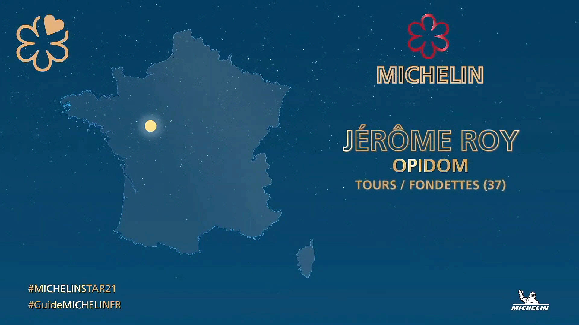 L'Opidom de Jérôme Roy - Crédit photo Michelin
