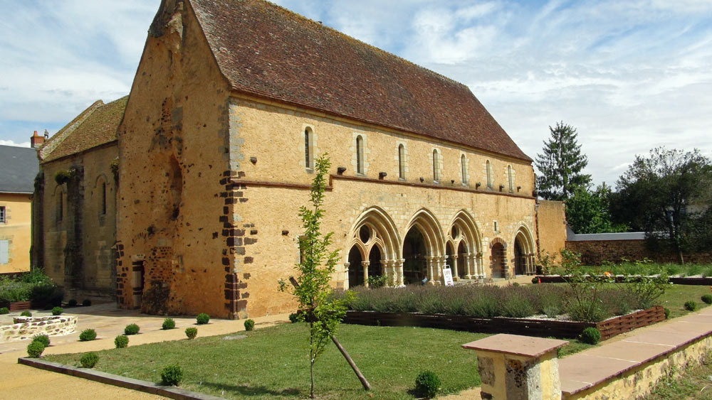 L'abbaye de Massay