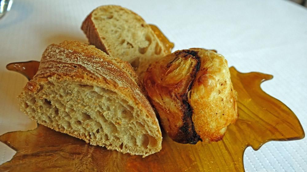 Les 3 pains choisis par Pascale
