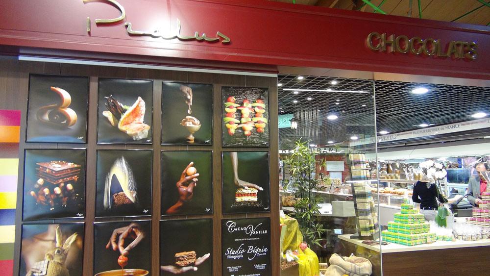 La boutique de la Halle Diderotde Roanne