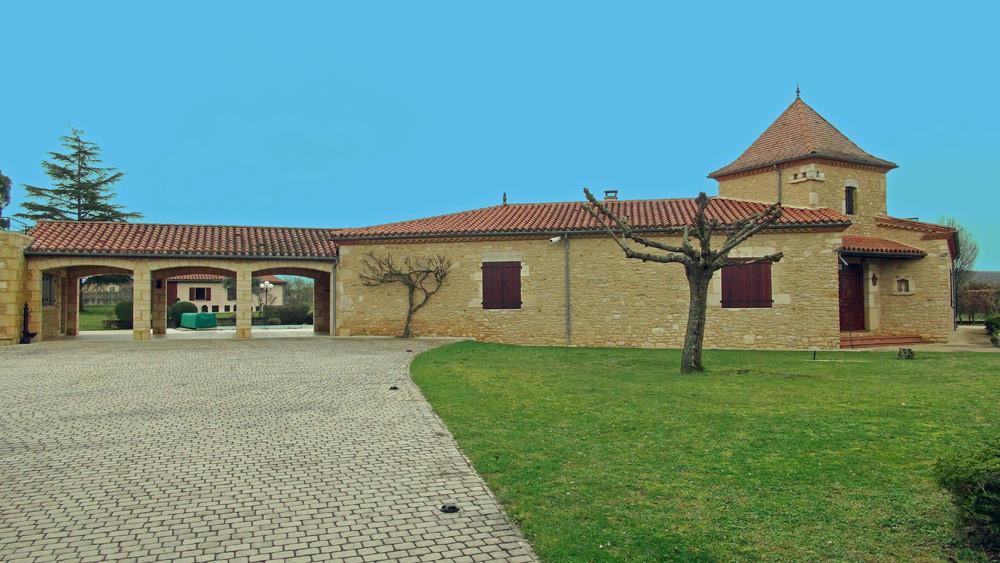 Maison à Prayssac