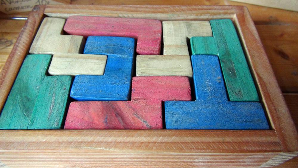Le fameux puzzle