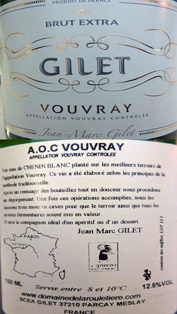 Vouvray MT