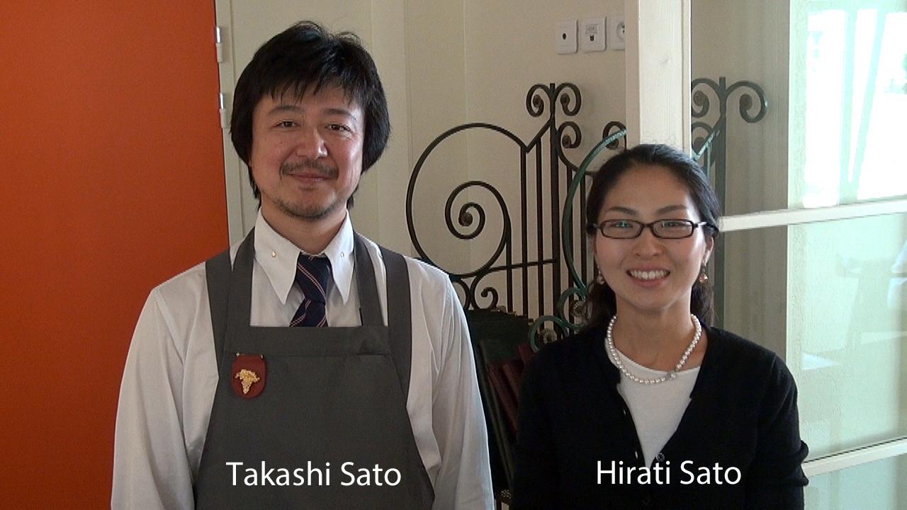 Hirati & Takashi Sato