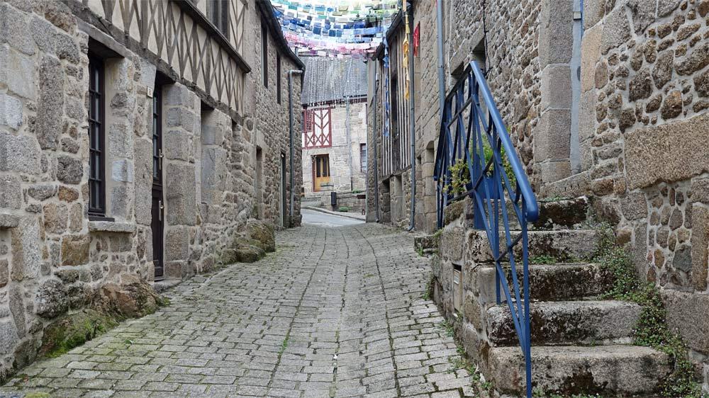 Ruelle de Moncontur