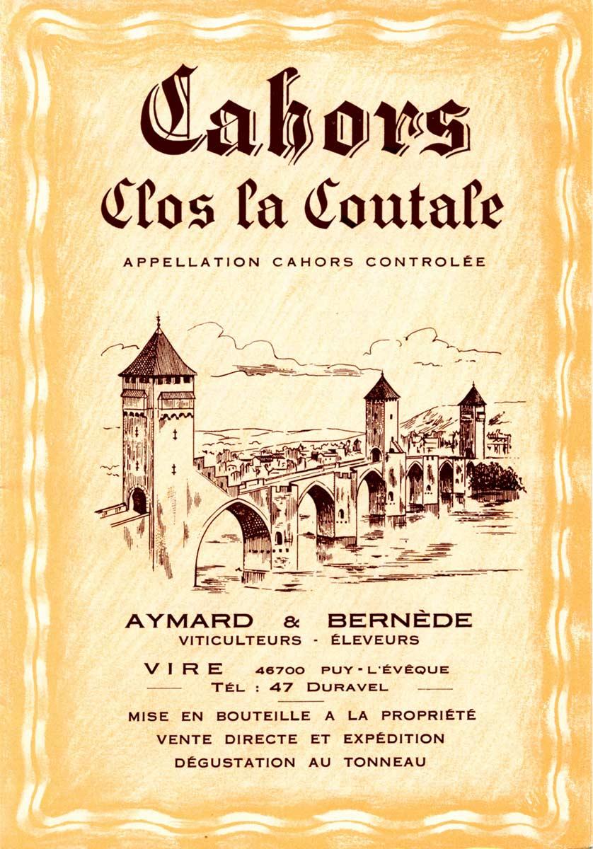 Cahors d'Aymard