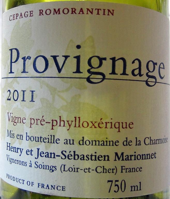 Provignage