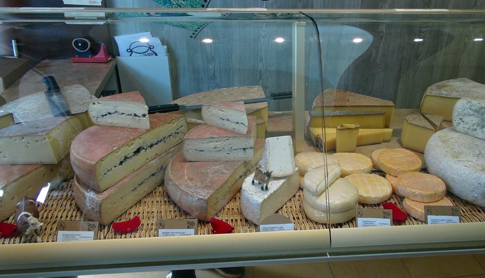 Fromages de Franche-Comté