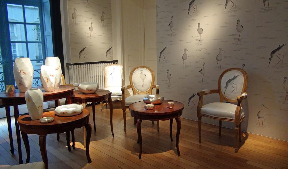 """Musée des Tissus - Exposition """"Carte blanche à Ruth Gurvich"""""""