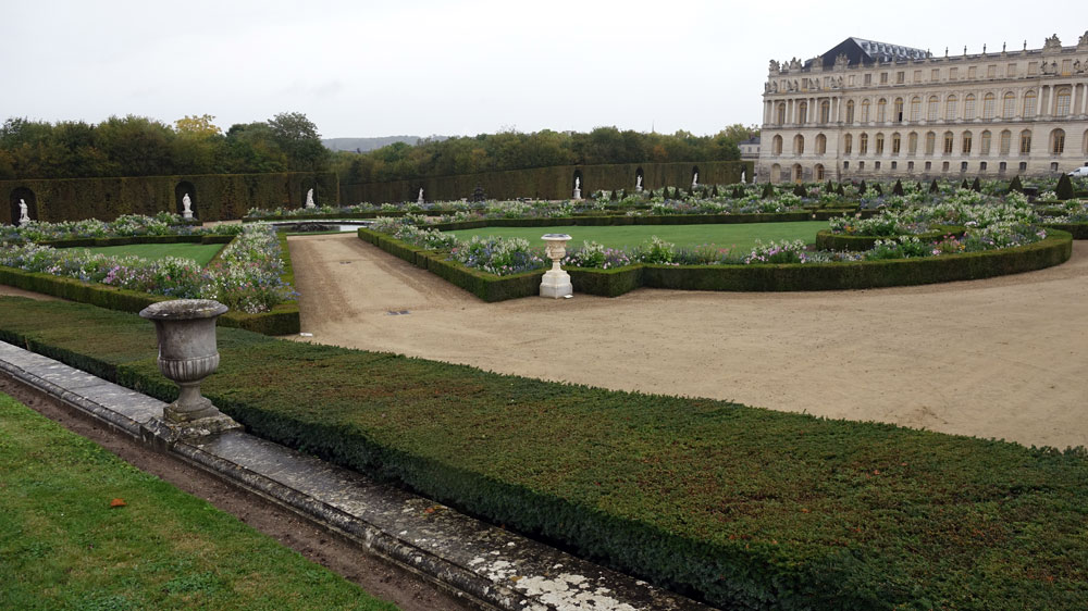 Parterre Nord