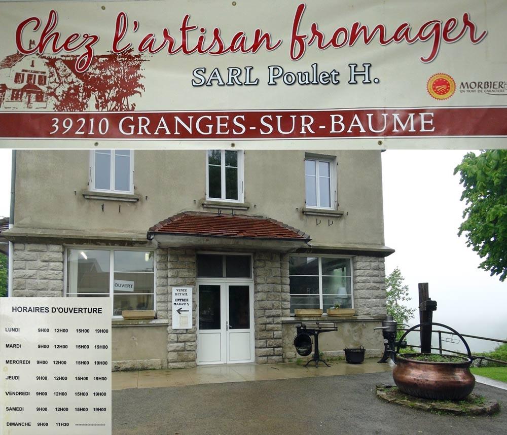 """La fromagerie """"Poulet"""""""
