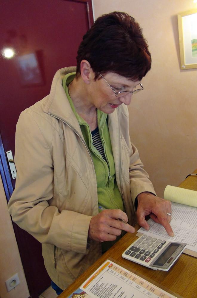 Michèle Petit, mère de Damien