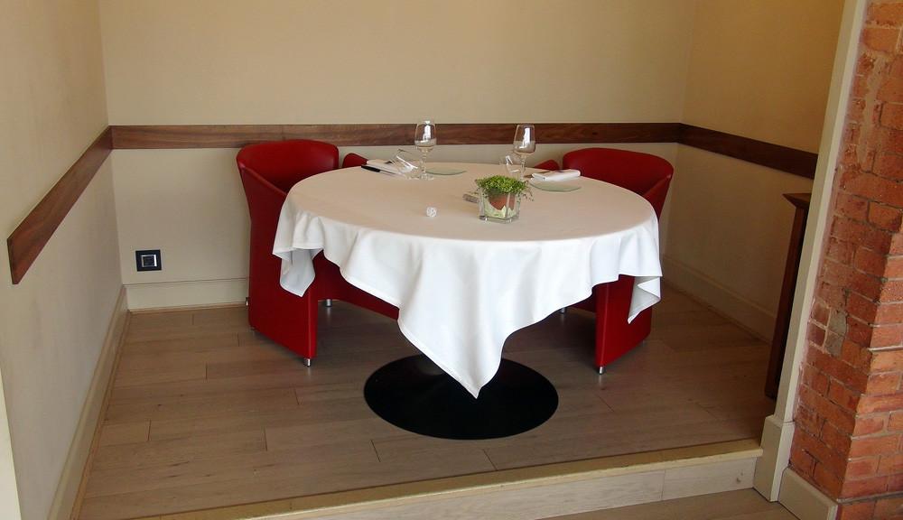 Petite niche pour dîner d'amoureux ?