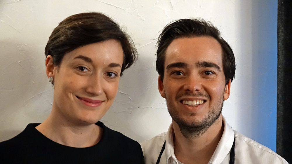 Marion & Baptiste Denieul