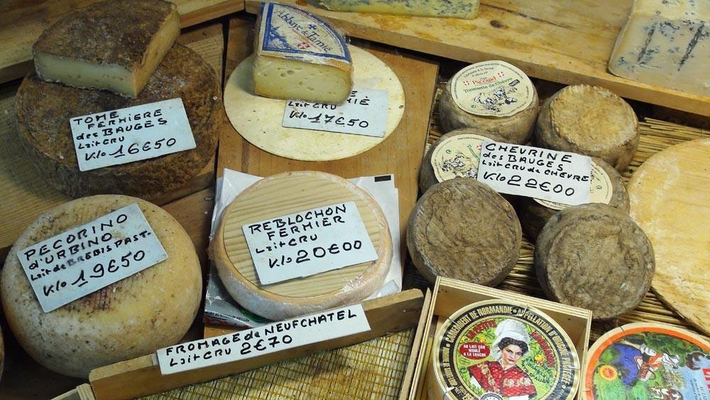 Pecorino d'Urbino, Reblocjhon, Tome fermière des Bauges, Abbaye de Tamié ...