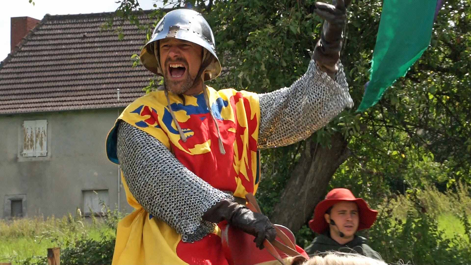 Guerre et Chevalerie d'Alsace