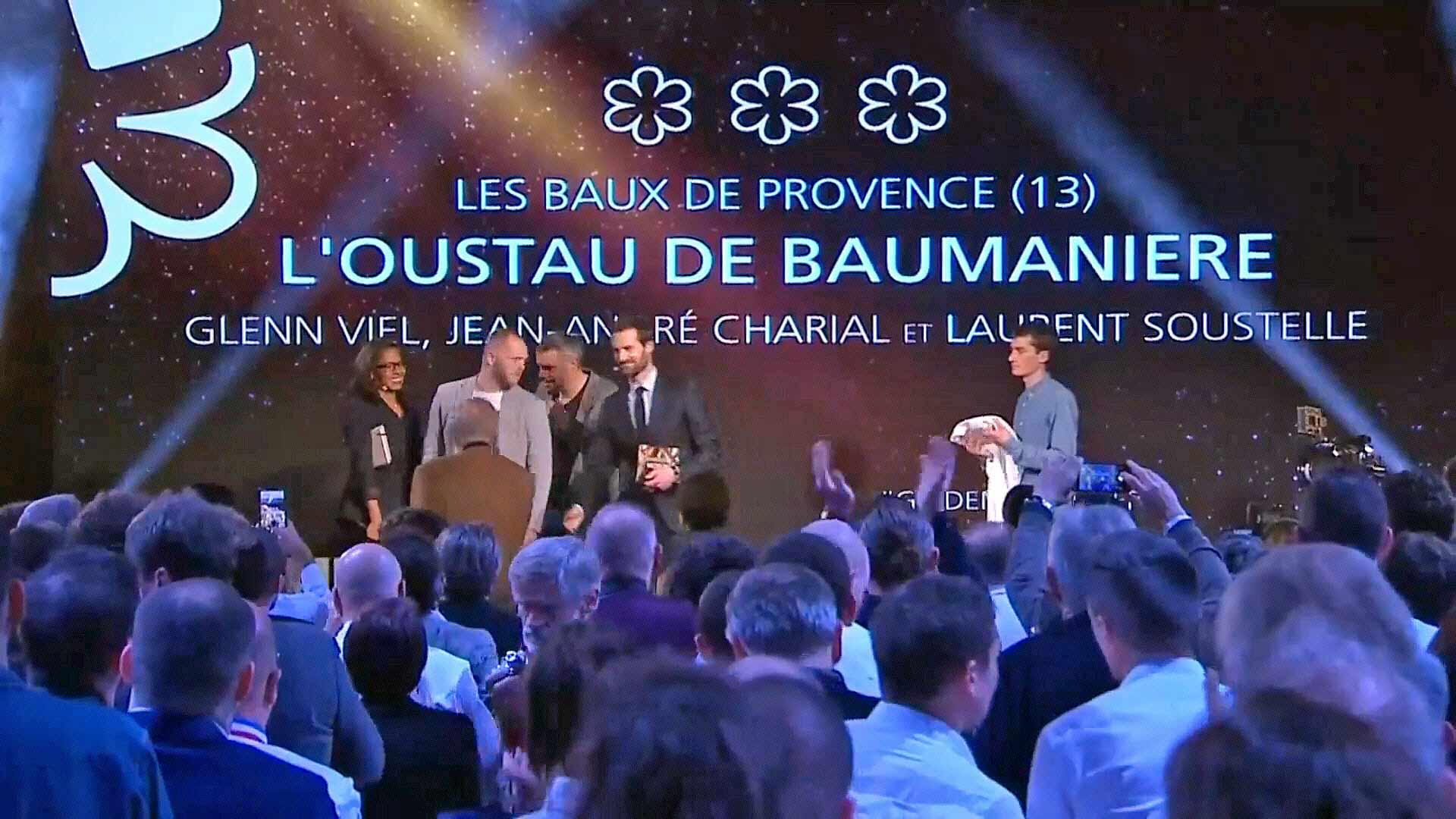 L'Oustau de Beaumanière, 3 étoiles après une parenthèse de 30 années