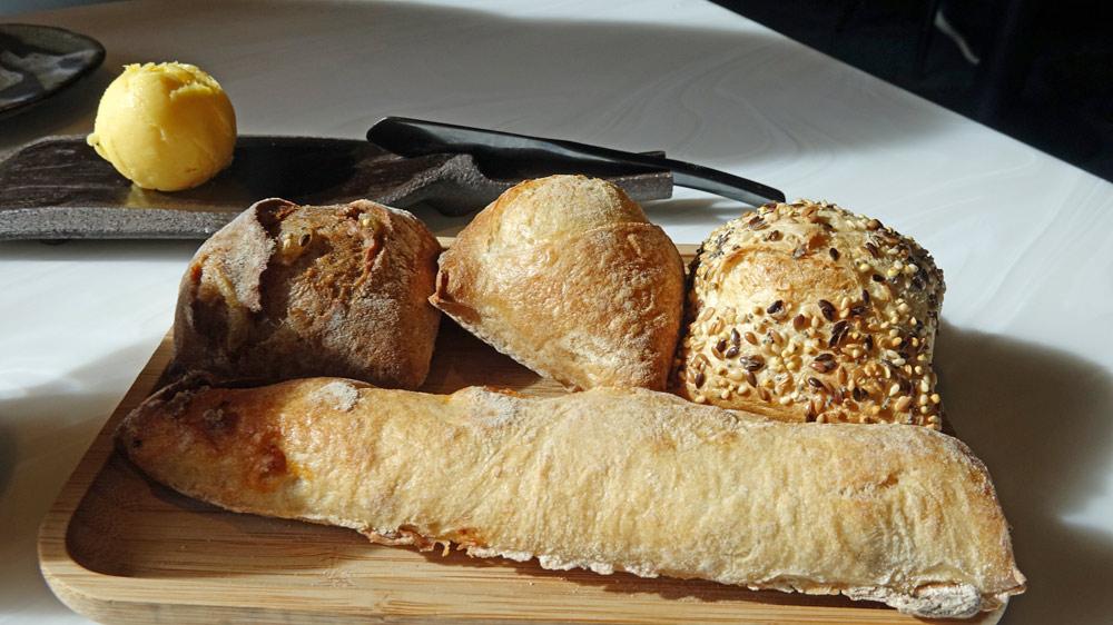 Les pains de la boulangerie Portland