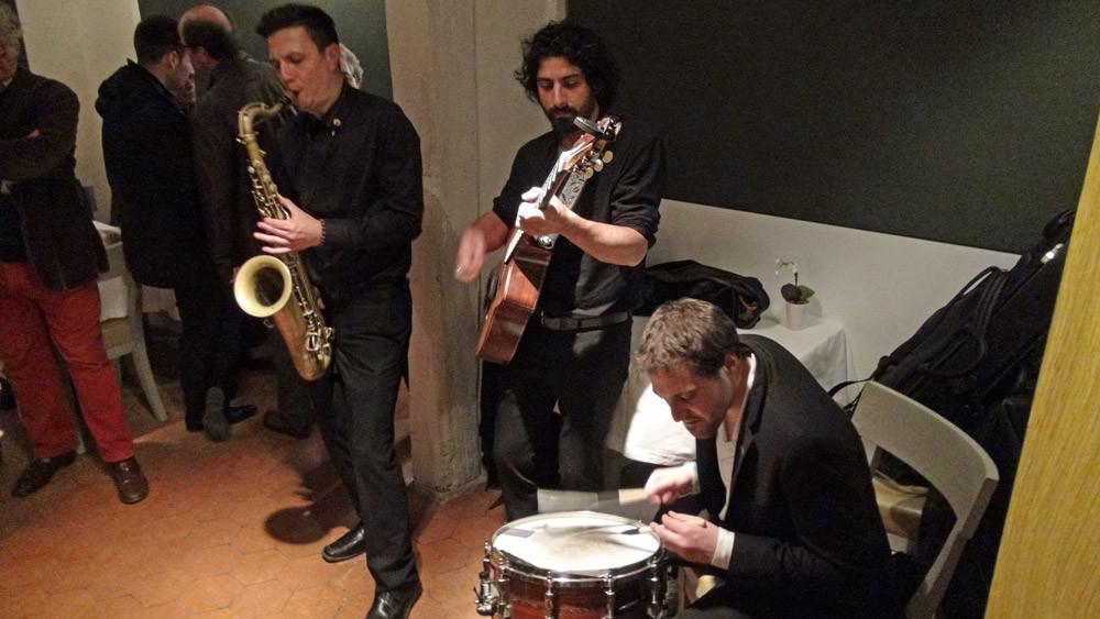 Le jazz band