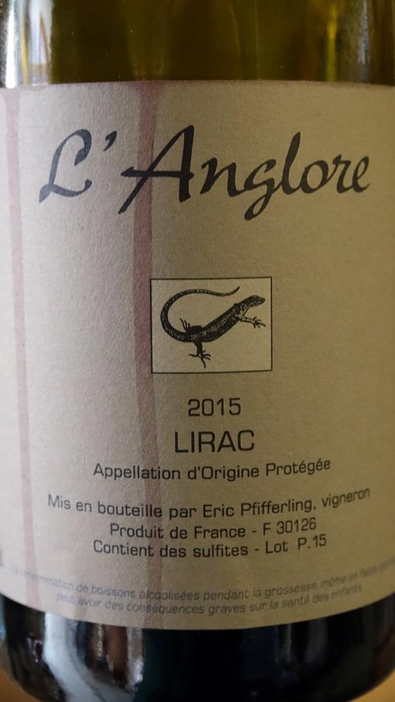 Lirac 2015