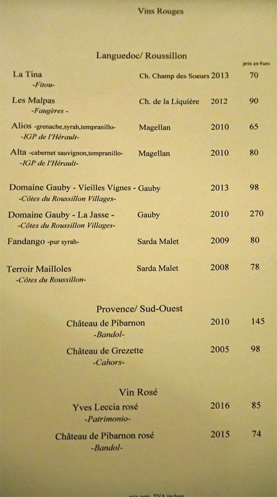 Vins rouges : Languedoc-Roussillon, Provence, Corse ...