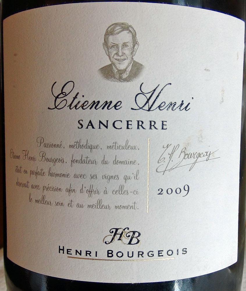 Sancerre Henri Bourgeois