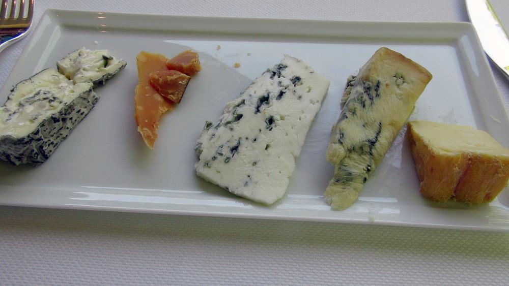 Montbriac - Gouda de 48 mois - Bleu de chèvre - Stilton - Livarot