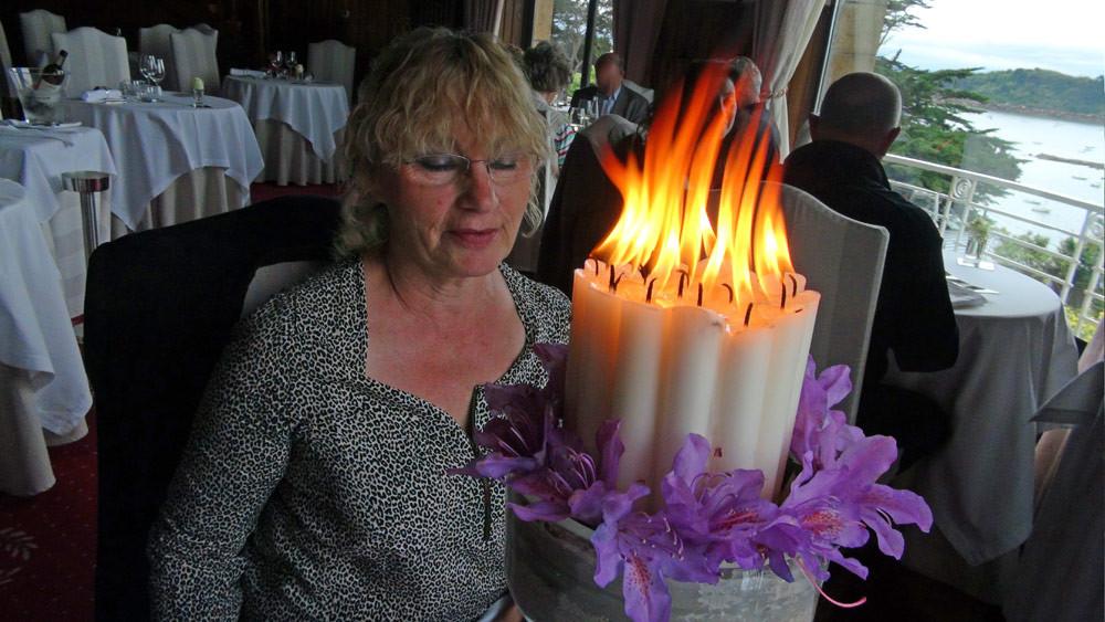 """Les """"bougies"""" d'anniversaire"""