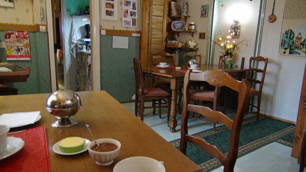 Le salon des petits déjeuners