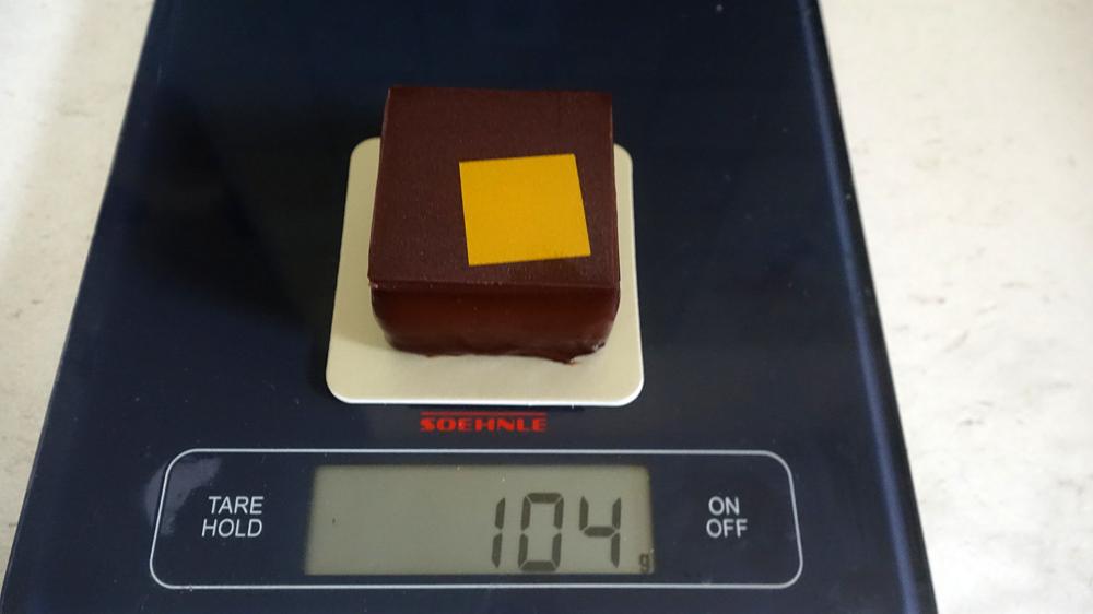 Carrément chocolat : 98 g net