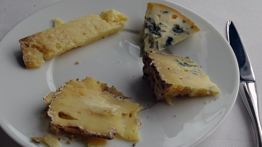 Mon assiette de fromages