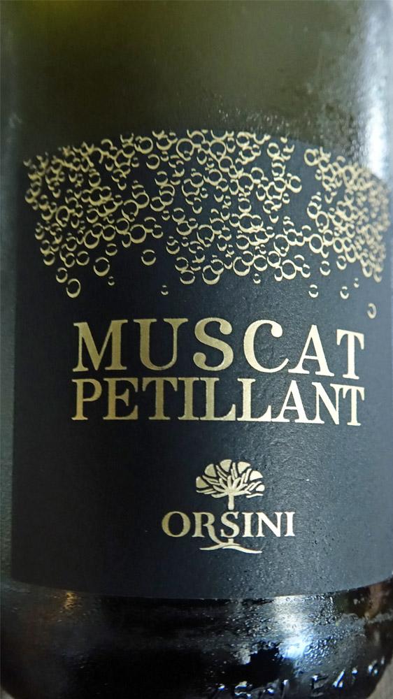 Pour l'apéritif, le Muscat à bulles