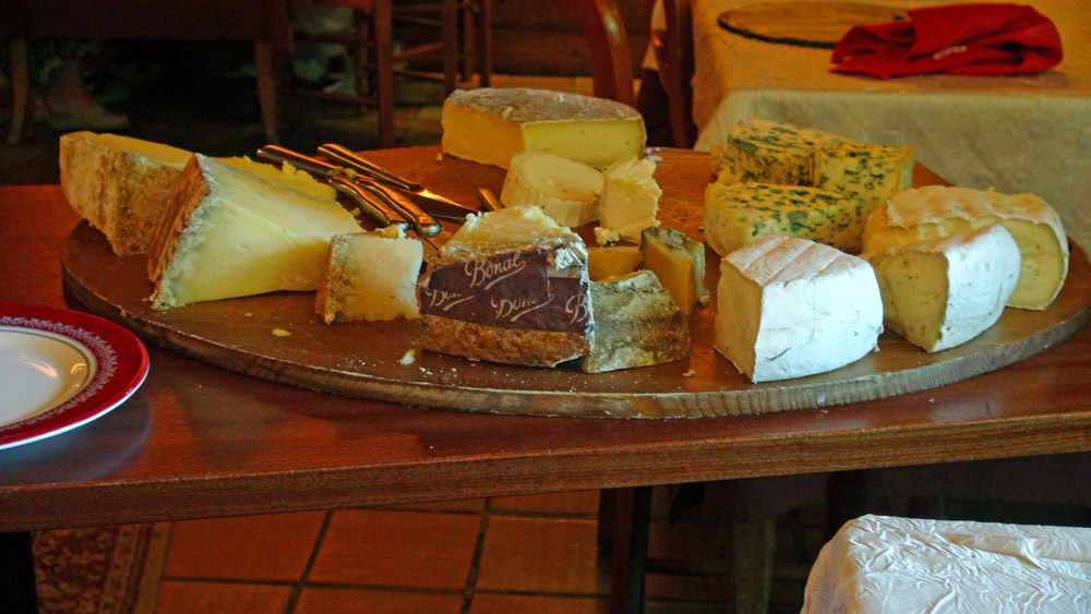 Fromages auvergnats