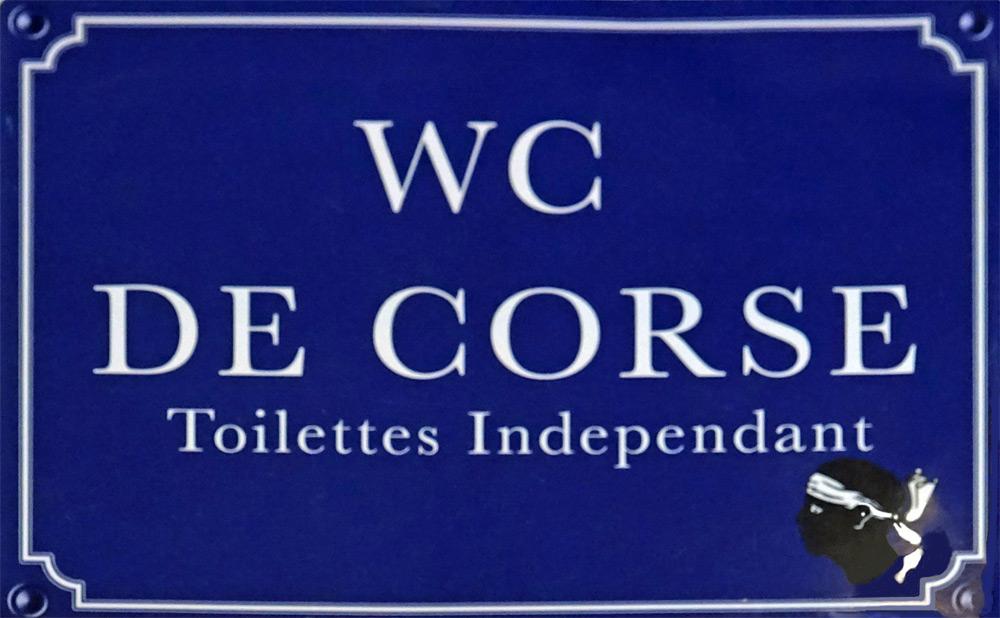 Humour Corse !
