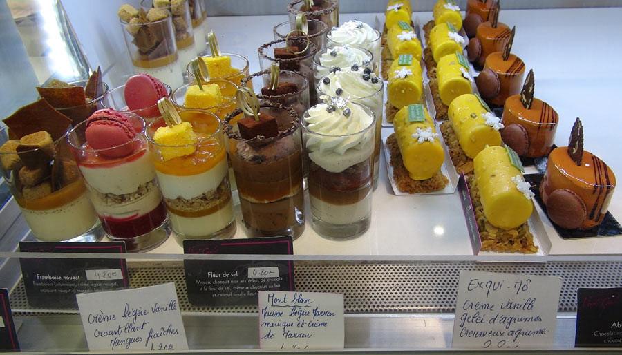 Gâteaux de Guerlais à Nantes