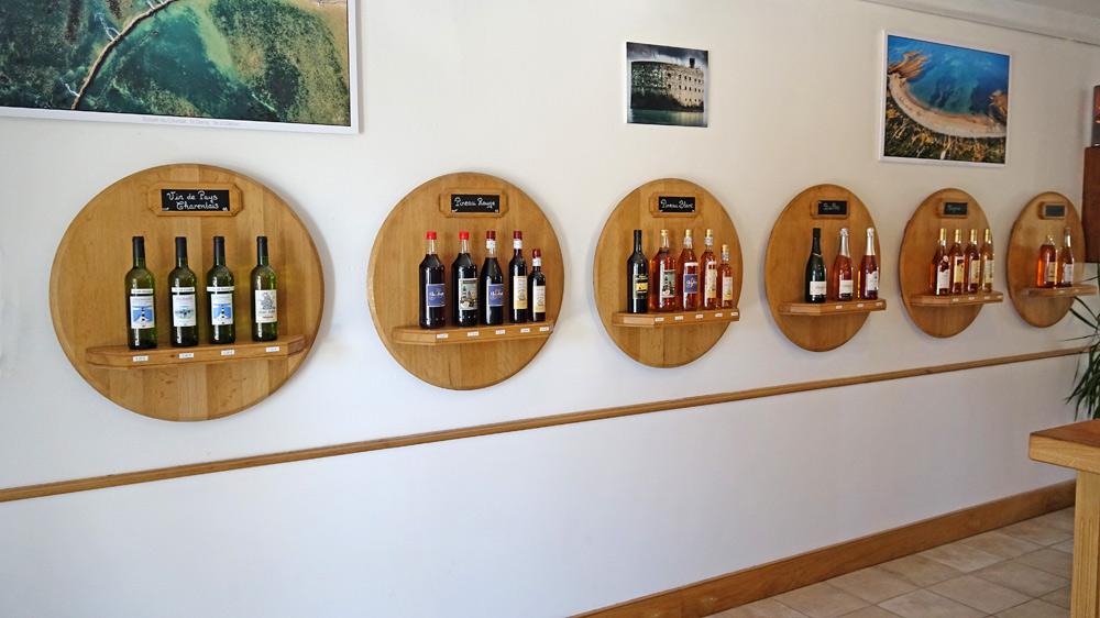 Les vins en vente ou épuisés