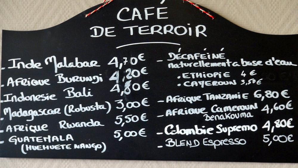 Café Terroir